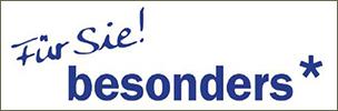 Logo- Für Sie besonders* - Schleswig Holstein